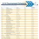 LPGA 2018 시즌 대회 일정