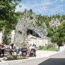 슬로베니아 여행 흑기사에 나온 루블라냐 프레자마성