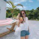 경리 & 김성은 패션 투명 가방 조셉앤스테이시 10% 할인받기