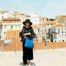 오울김미숙화백포루투갈여행(검은돗배)