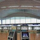 인천공항 제2여객터미널 - 오픈 전 혼자 구경 다녀왔어요.
