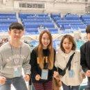 한화프렌즈 2018 평창 패럴림픽 아이스하키 열띤 응원의 현장! 한화의 후원활동까지 ~