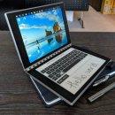 인텔 듀얼 스크린 PC 컨셉은 E-ink 필기? 흥미로운 타이거 래피드
