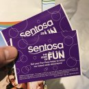 [싱가포르] 6일 - 비보시티, 모노레일(Sentosa Express)