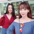 """'두니아' 정혜성, 한슬과 우열을 가릴 수 없는 미모 대결… """"내 쏘울 쌍둥이 한슬..."""