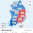 여당 압승 야당 참패 6,13지방 선거