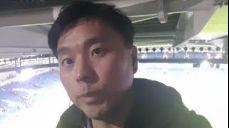 3분현장브리핑]손흥민 5호 도움 토트넘 1-1브라이턴 경기 후 브리핑