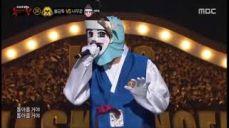 [K-POP] 복면가왕 세븐틴 부승관(나무꾼) - 바래(원곡 FT아일랜드) King of Mask Singer 蒙面歌王 韩国歌曲
