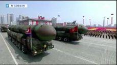 """열병식 비난에 북한 """"국군의 날 행사 그만두냐"""""""