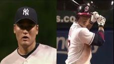 [MLB] 박찬호 vs 추신수 (2010년