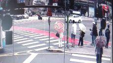 화정동 교통사고 CCTV