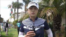 홍순국의 LPGA 투어] 2018 KIA 클래식 2라운드 박성현 인터뷰