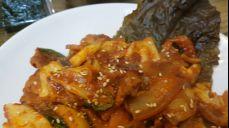백종원의 골목식당 이대 백반집 맛있는 식사