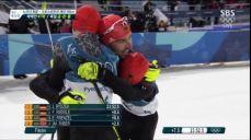 노르딕 복합 라지힐 개인 10km - 요하네스 리제크 금메달 2018 평창 동계올림픽대회 53회