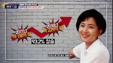 연예인 주식 부자 박순애 대박 터트린 이유? [별별톡쇼] 50회 20180406