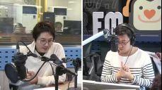 """정영진, """"최순실, 한일 외교 문제에도 관여""""(김영철의파워FM,2016년10월27일)"""