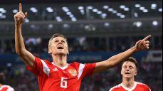 [러시아 VS 크로아티아] 선제골! 그물을 찢을듯한 체리셰프의 득점 SBS 2018 FIFA 러시아 월드컵 102회