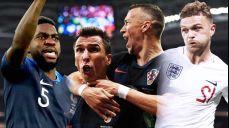 [4강 명장면] 준결승 골모음 하이라이트 SBS 2018 FIFA 러시아 월드컵 104회
