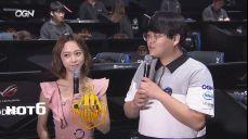 자기장을 지배하는 자! B조 1경기 2라운드 승자 OGN Entus Ace ′성장′ 인터뷰 - 2018 HOT6 PSS 시즌1 프로투어(배틀그라운드)