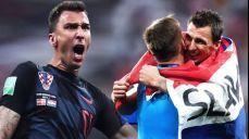 [크로아티아 VS 잉글랜드] '슈퍼마리오' 만주키치 하이라이트 SBS 2018 FIFA 러시아 월드컵 104회