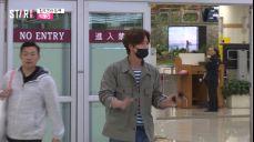 박해진(Park Hae Jin), 중국에서 나무 심고 입국 (현장)