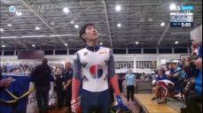 [쇼트트랙 월드컵 2차] 남자 1500m 준결승 신다운, 이정수 ISU 국제빙상대회 18회