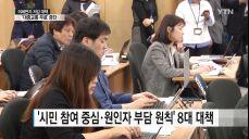 서울시 '미세먼지 대중교통 무료 정책' 결국 중단