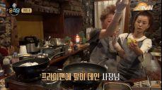 '워커홀릭' 윤사장님 부상투혼?!