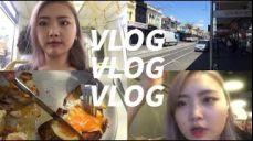 호주 헤어디자이너 VLOG | 바쁘다•쇼핑•브런치•블랙펜서•베트남음식 | 브이로그