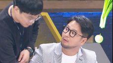 김태우, 음식 뺏어가는 스태프 향한 눈빛 '방송국 놈들' 백종원의 3대 천왕 88회