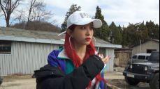 레트로 스타일! EXID의 '내일해' MV촬영현장