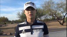 홍순국의 LPGA 투어] 뱅크 오브 호프 파운더스컵 2라운드 박성현 인터뷰