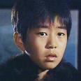 소년 김두한 역
